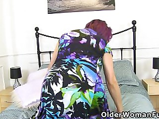 Big titted gilf Tigger from the UK shows you how to use your fingers on a sweet old cunny (brand NEW video available in Full HD 1080P). Bonus video: British grandma Sapphire Louise.